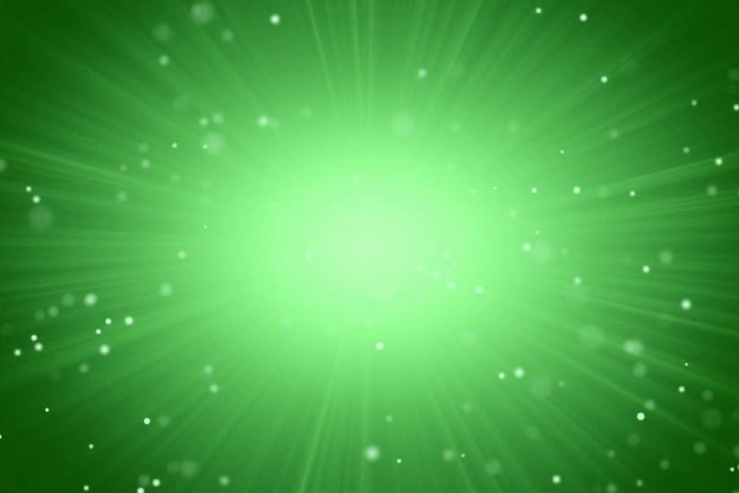 green abstract background light beams and particles Motion Background -  VideoBlocks
