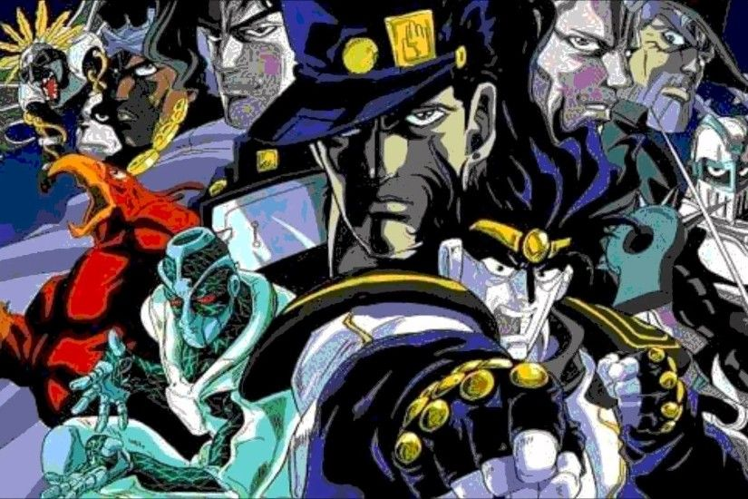 Videogame Music Remixes/JoJo's Bizarre Adventure - Jotaro Kujo's Theme  (Touhou Remix) - YouTube