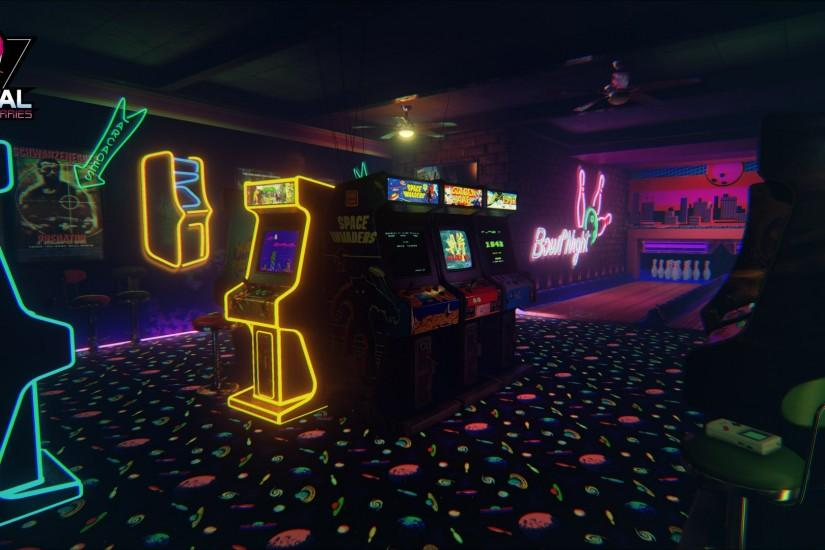 Arcade Wallpaper Download Free Awesome Hd Backgrounds For