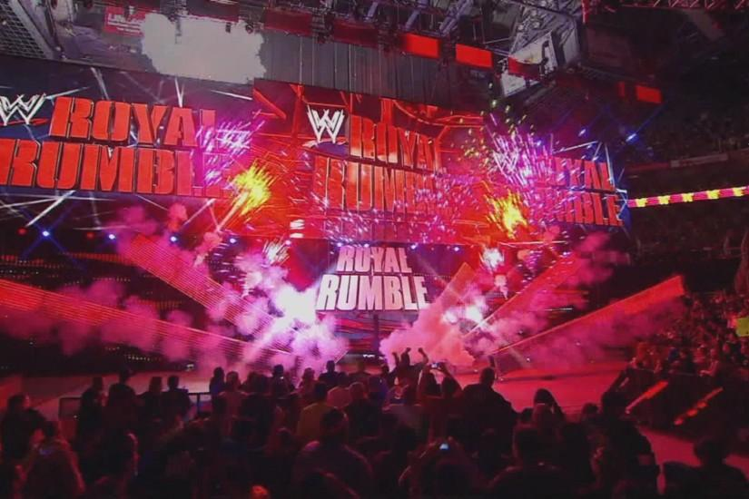 30 men, 1 match, 1 opportunity - are you ready for Royal Rumble?