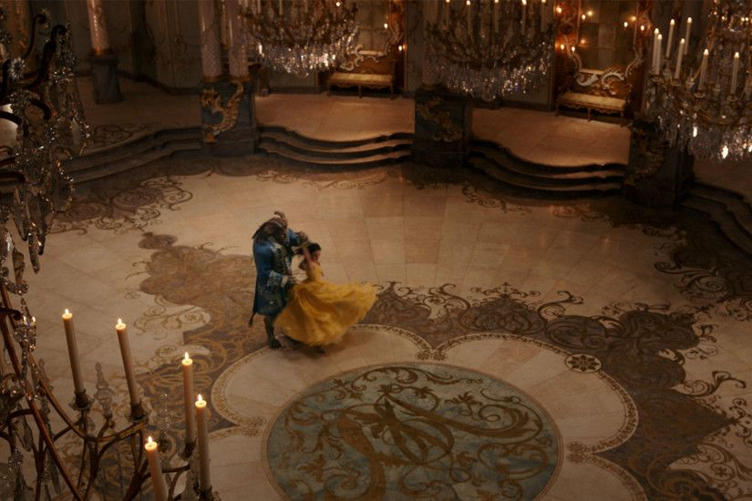 Scenes from Beauty and the Beast.