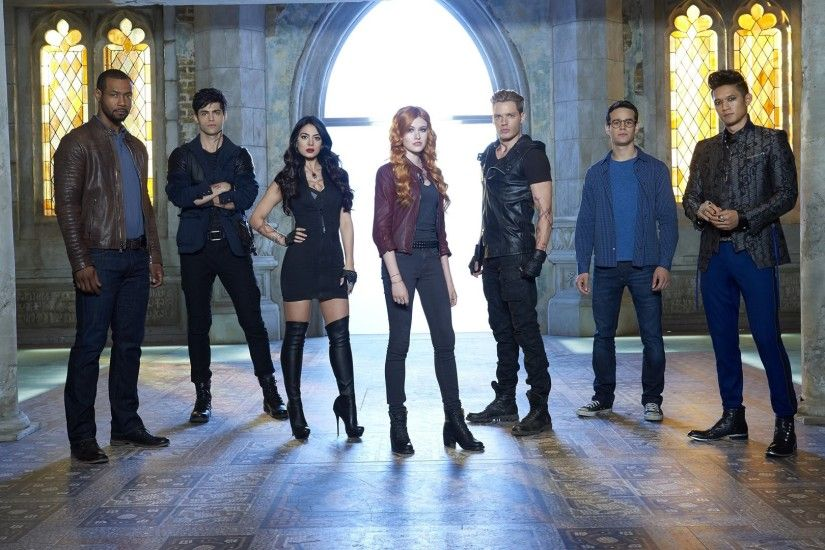 HD Wallpaper | Background ID:807085. 1920x1080 TV Show Shadowhunters