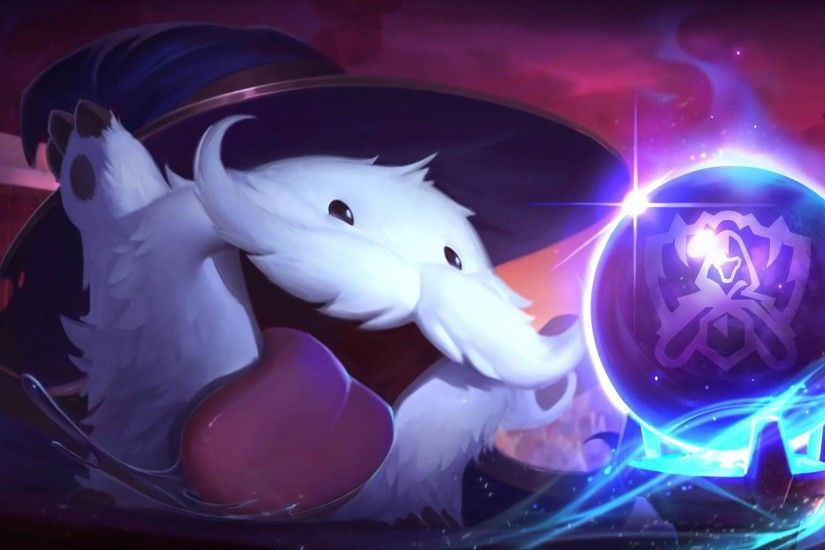 League of Legends Poro wallpaper