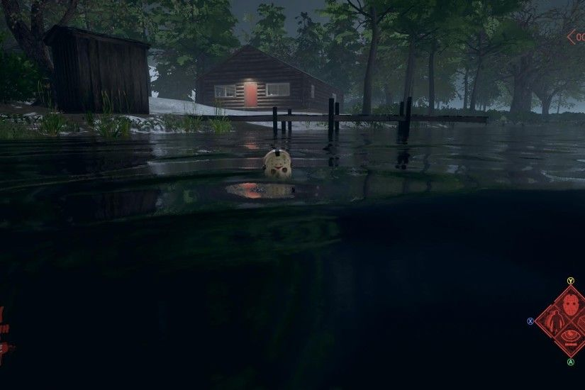 "Friday The 13th Game on Twitter: ""Have a nice, relaxing dip to cool off  this weekend! https://t.co/UM6ldiY9W6"""