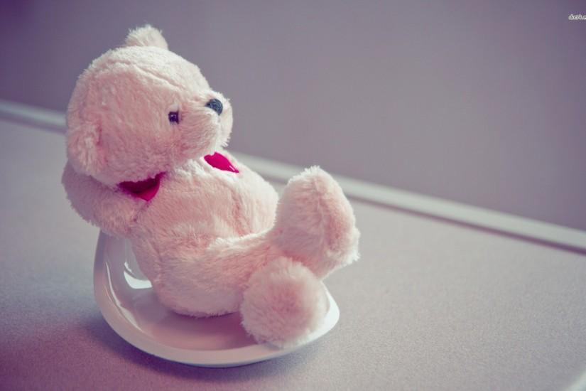 Relaxing Pink Teddy Relaxing Pink Teddy wallpapers HD free - 428069