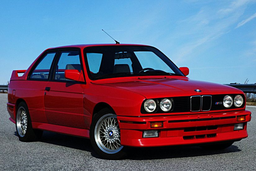 top -new wallpapers : Bmw E30 Wallpaper 1366x768