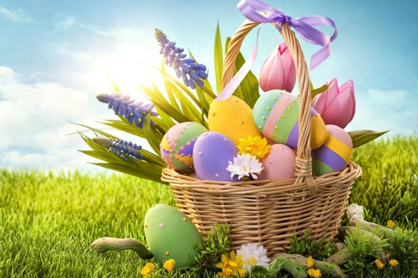 download free easter background 2560x1600