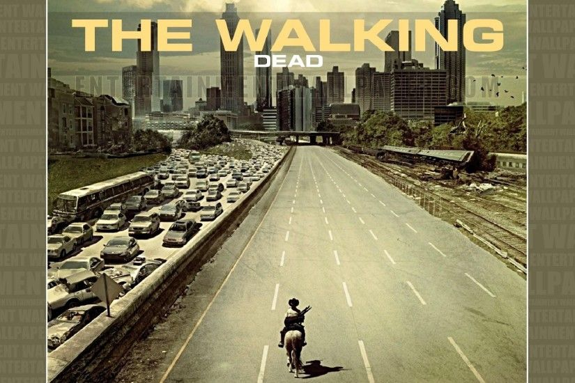 The Walking Dead Wallpaper - Original size, download now.