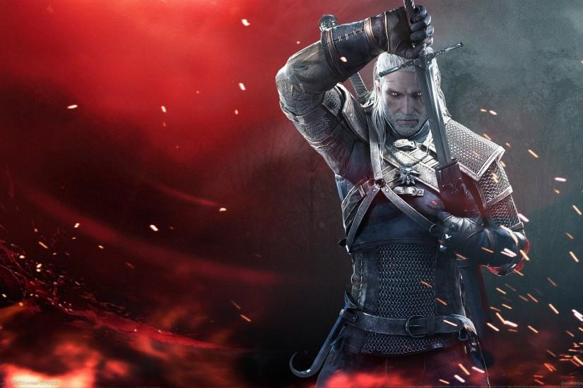The Witcher 3 Wild Hunt Background Desktop · The Witcher 3 Wild Hunt  Background Desktop