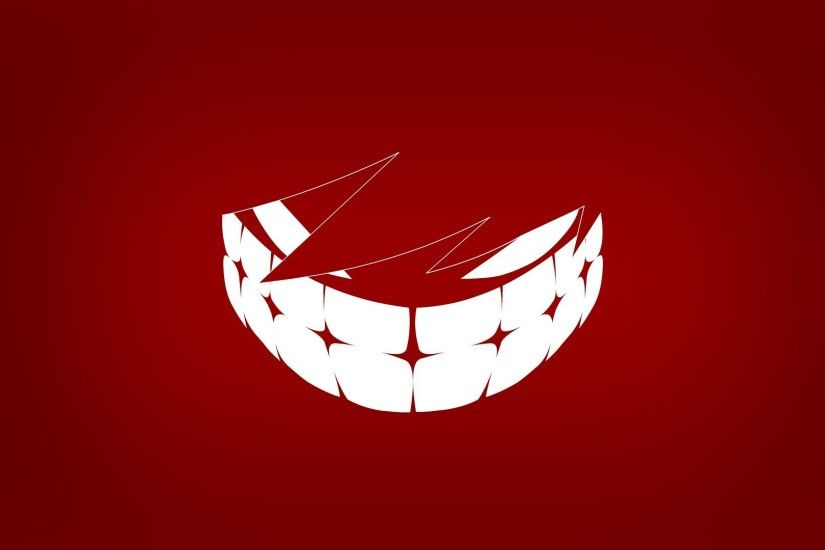 Art Smile Red