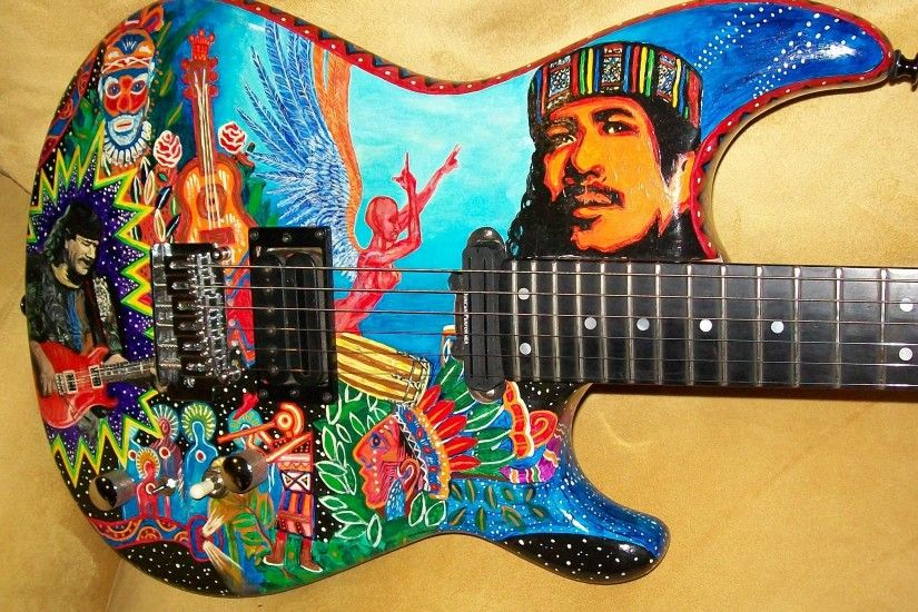SANTANA latin rock blues chicano hard jazz pop guitar wallpaper | 3472x1952  | 334517 | WallpaperUP