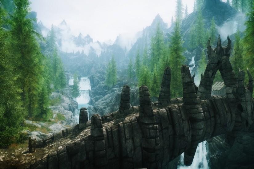 skyrim wallpaper 1920x1080 x for 1080p