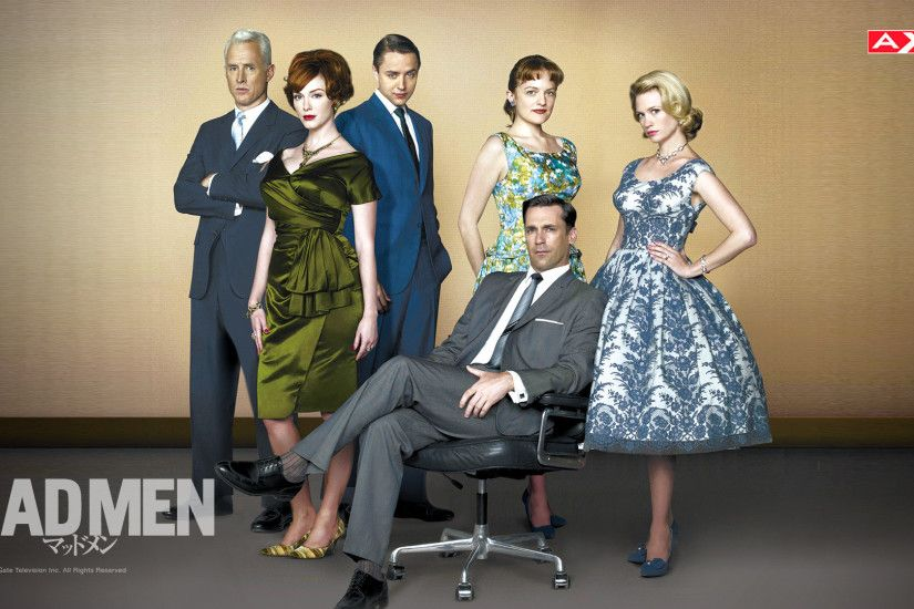 Mad Men [2] wallpaper