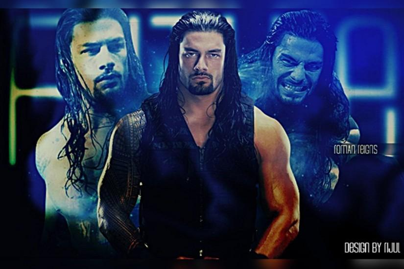 ... Roman Reigns (Future) - Wallpaper by RijulWallpapers