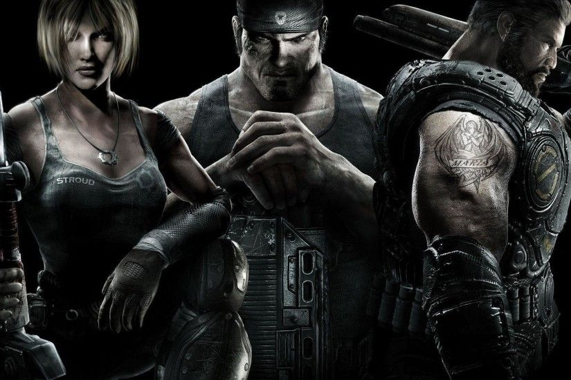 Gears of War 3 Wallpapers | HD Wallpapers Base
