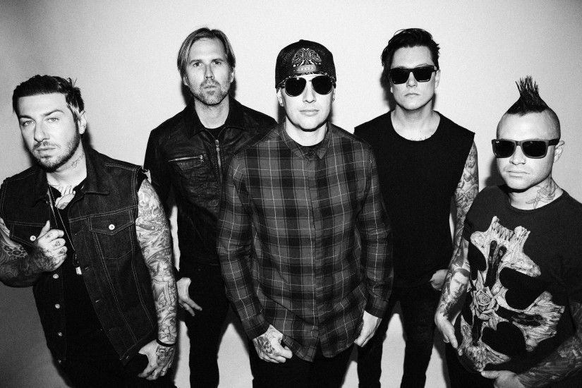 Avenged Sevenfold just surprise-released its new album about artificial  intelligence. Here's why - LA Times