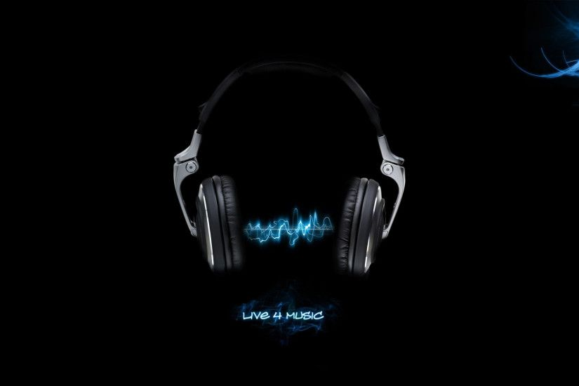 Headset Live for Music & HD Wallpaper Music