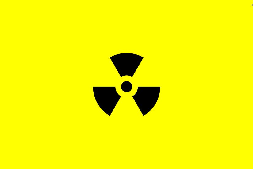 Radioactive Symbol Vector Radioactive wallpaper