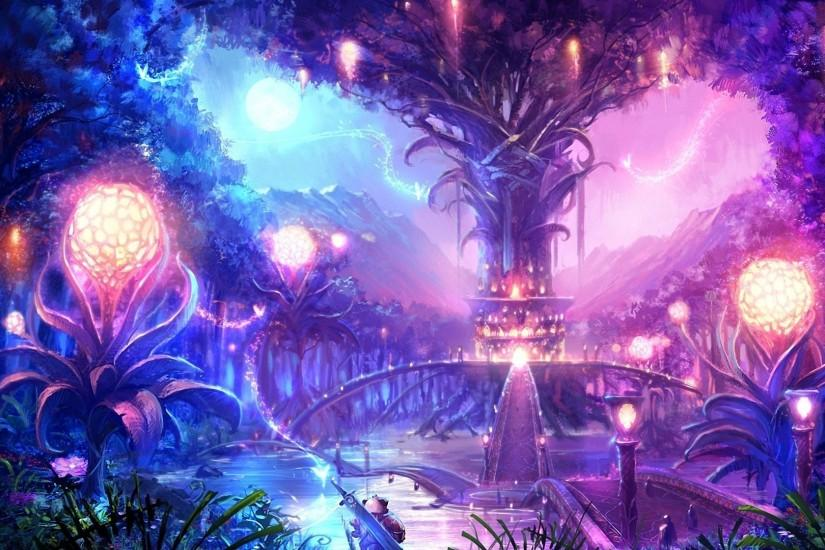 fantasy landscape wallpaper 1920x1080 download free