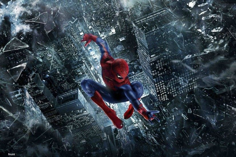 The Amazing SpiderMan D HD desktop wallpaper High Definition