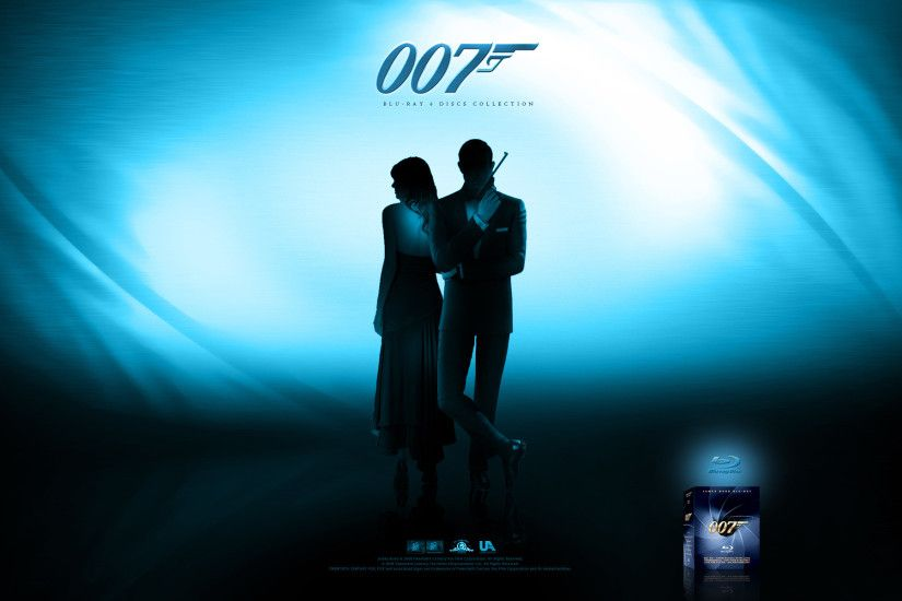James Bond 007, Widescreen Wallpapers For Free