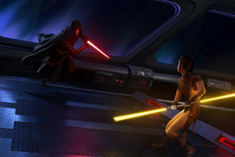 Video Game - Star Wars: Knights of the Old Republic Wallpaper