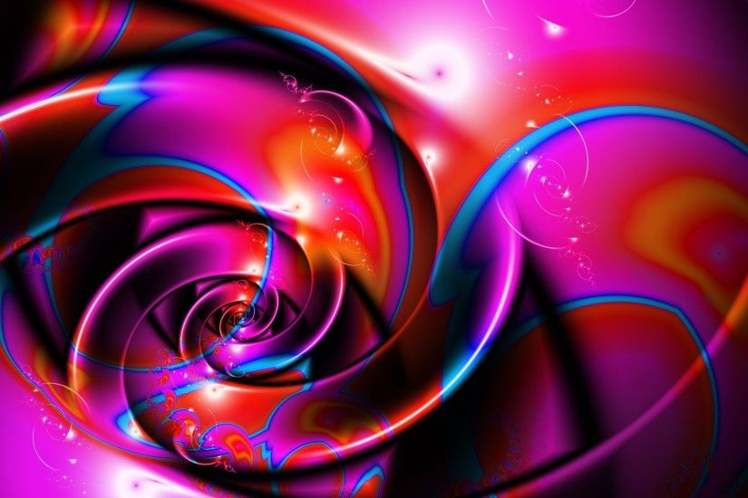 abstract swirl wallpaper background 7553