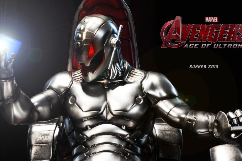Movie - Avengers: Age of Ultron Ultron Wallpaper