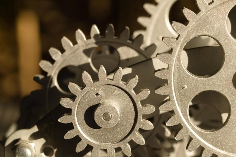 Gears mechanical technics metal steel abstract abstraction steampunk  mechanism machine Engineering gear wallpaper | 2048x1204 | 597453 |  WallpaperUP