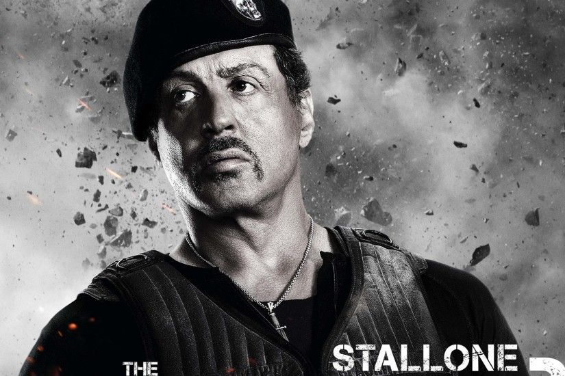 Sylvester Stallone Expendables ...