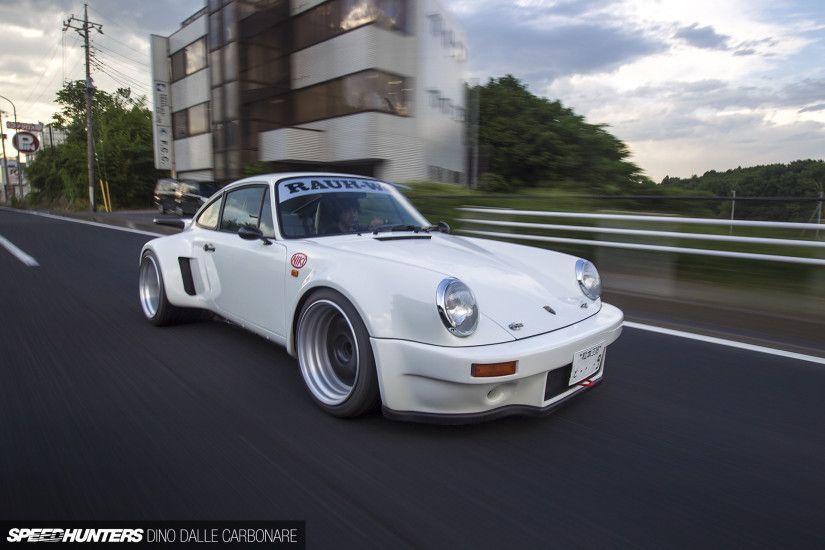 Enter The '70s: RWB's Latest Creation