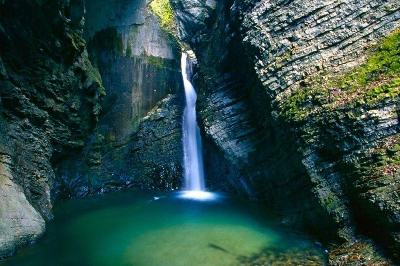 Photos-beautiful-waterfall-wallpaper