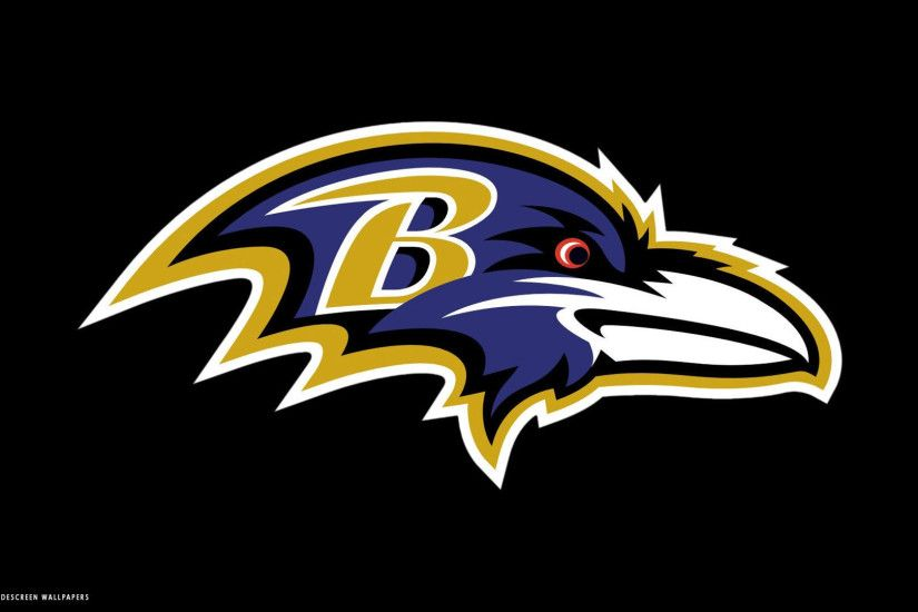 baltimore ravens football logo hd wallpaper hd widescreen wallpaper