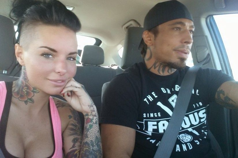 Famous Christy Mack, vids are here: http://thelicious.com/ ...