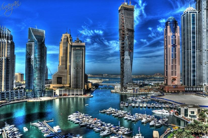 ... Dubai Wallpaper ...