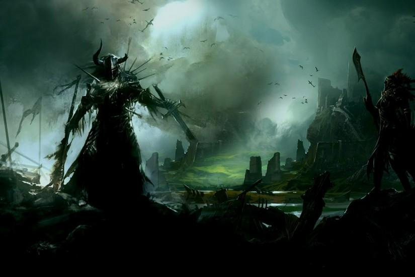 Guild Wars 2 HD wallpapers