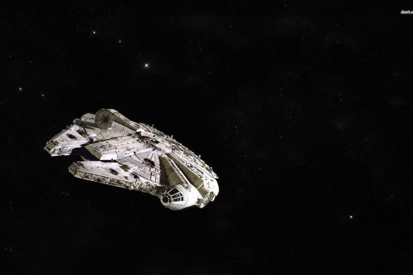 Best free screensavers: Millenium falcon screensaver