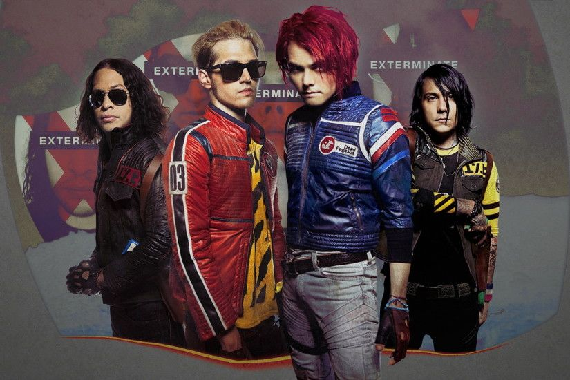 My Chemical Romance Source · My Chemical Romance Logo Wallpaper 59 images