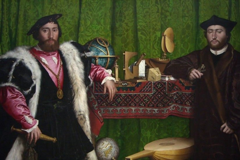 BBC The Culture Show - Holbein: Eye of the Tudors (2015)