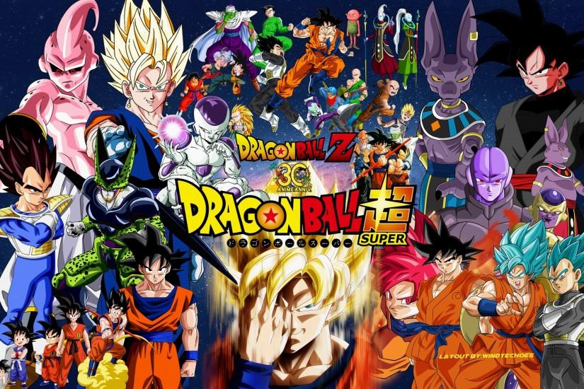 Dragon Ball Super Wallpaper Download Free Awesome Full