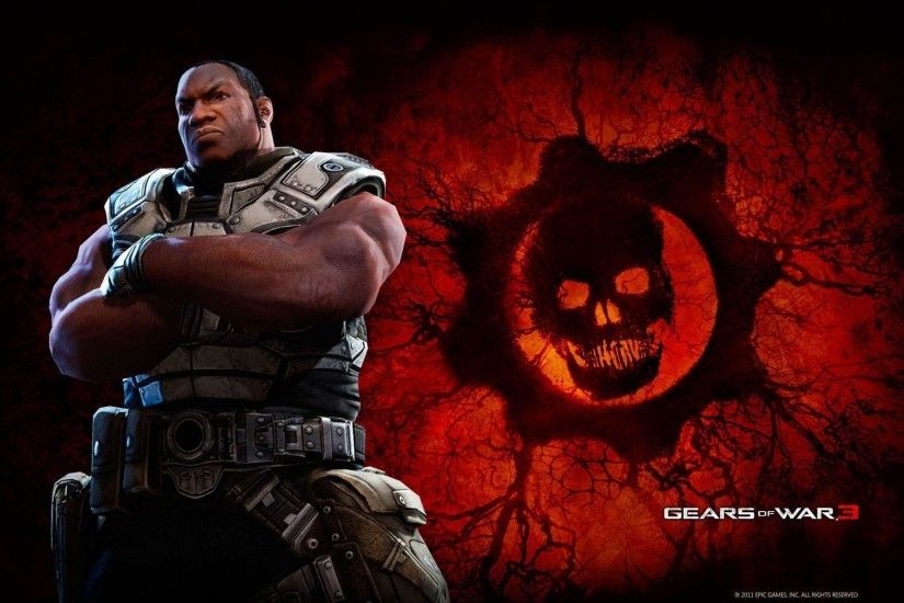 Download Gears of War 3 Wallpaper Cole High Resolution ~ HD Video .