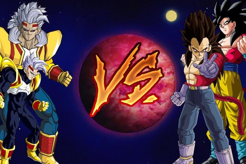 DBZ BT3 MOD - Super Baby Vegeta VS Vegeta & Goku SSJ4 (New form Baby Vegeta  ??!!) ! - YouTube