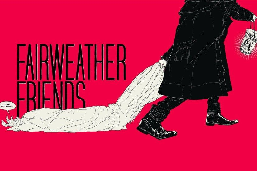 Queens Of The Stone Age - Fairweather Friends Wallpaper #