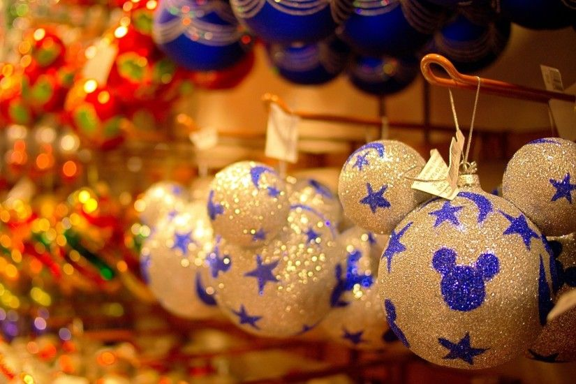 holiday events christmas decorations shop shine balls mickey mouse
