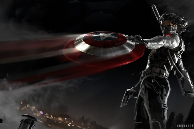 79 Captain America: The Winter Soldier HD Wallpapers | Backgrounds -  Wallpaper Abyss