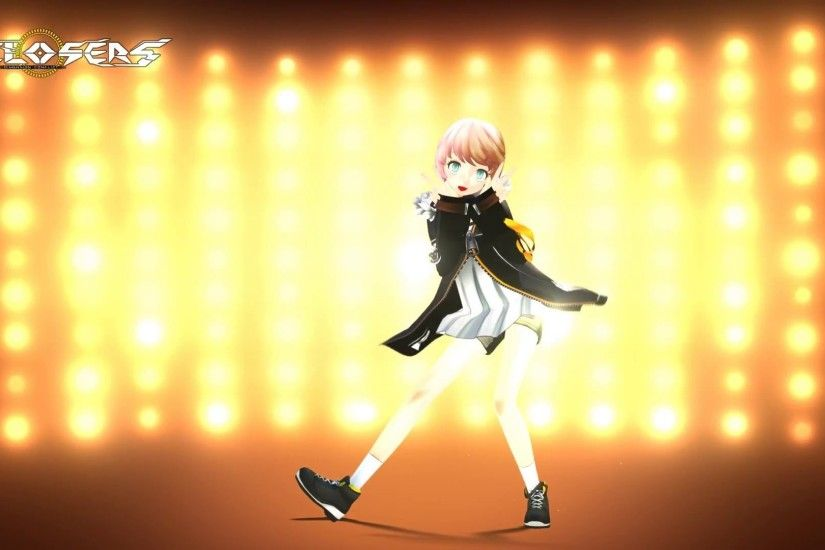 Closers - Elsword, Elsword new character - Closers
