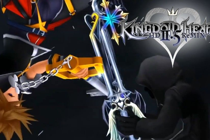 KINGDOM HEARTS HD 2.5 ReMIX - English Trailer HD 720p - Jump Festa 2014 -  YouTube