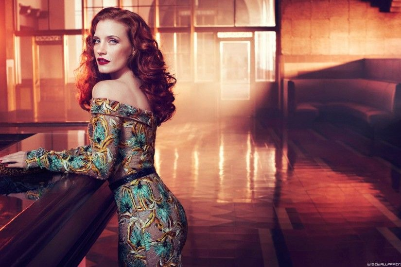jessica chastain images for desktop background - jessica chastain category