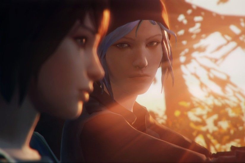 Video Game - Life Is Strange Max Caulfield Chloe Price Wallpaper