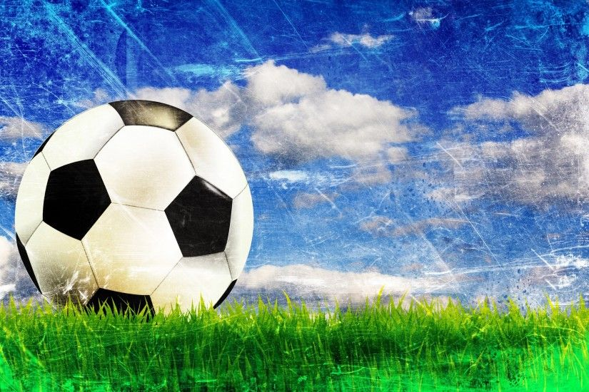 soccer ball background desktop free by Regina Young (2016-10-18)